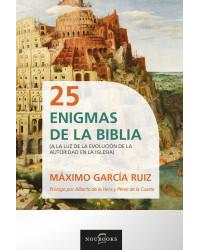 25 enigmas de la Biblia A...